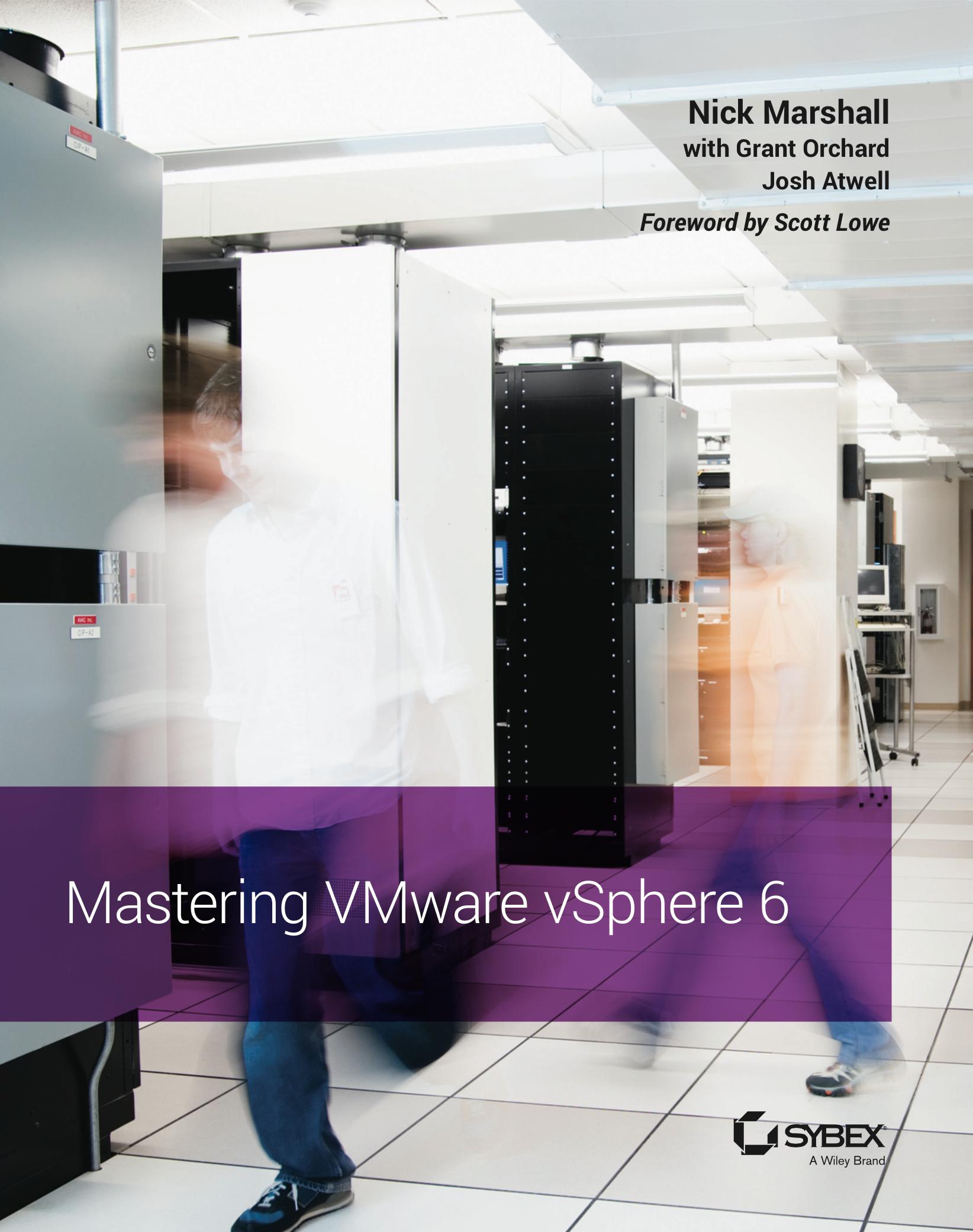 Mastering vSphere 6